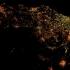 Erupția vulcanului Etna, fotografiată de pe Stația Spațială Internațională