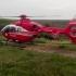 Patru răniți într-un accident grav, la Dervent
