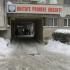Căile de acces în Spitalul Județean Constanța, deszăpăzite!