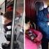 Peste 443 de călători frauduloşi, prinşi în trenuri în doar două zile