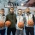 Campionii României şi-au demonstrat abilităţile şi la baschet