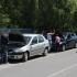 Carambol cu zece mașini la ieșire din Constanța!
