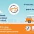 Prima caravană de testare gratuită pentru boala celiacă ajunge în Constanța