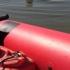 Căutat de pompieri şi de Garda de Coastă! A căzut în Dunăre de pe o barjă