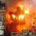 Biserică ortodoxă arsă în SUA