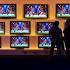 Televizoru' cu diagonală mare, dragostea românului