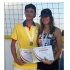Constănțeanul Eduard Popa, campion național de cadeți la volei pe plajă
