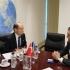 Consulul general al Turciei la Constanţa, în vizită la CCINA