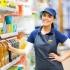 Salariile din comerț cresc cu peste 5%