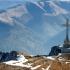 Crucea de pe Caraiman va fi restaurată
