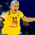 CSM București a transferat-o pe handbalista suedeză Nathalie Hagman