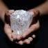 Diamant uriaș, descoperit de un pastor din Sierra Leone