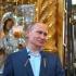 După ce-a băgat spaima-n noi, Putin se reculege la Muntele Athos