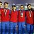 Echipa României de sabie masculin, bronz la CM de scrimă