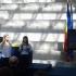 """Elevi de la """"Călinescu"""", la Parlamentul European"""