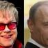 Elton John se tot întâlneşte cu Vladimir Putin!