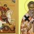 Doi mari sfinți, cinstiți de creștinii ortodocși