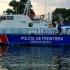 Cetățean român rănit la bordul unui pescador, salvat de către poliţiştii de frontieră