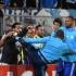 Evra a fost suspendat de UEFA pentru că a lovit un spectator