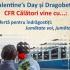 """CFR! Drag-Ofertă pentru îndrăgostiți """"Jumătate voi, jumătate noi!"""""""