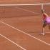 Halep, eliminată la Roland Garros