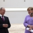 Întâlnire de gradul 0: Merkel și Putin, la Moscova