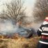 Intervenție contracronometru! Incendiu violent în Constanța!