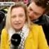 Jurnalistă belgiană, hărţuită într-o transmisiune în direct de la carnavalul din Koln