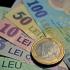 Cel mai slab leu din ultimii cinci ani - 4,5990 lei/euro!