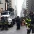 Macara prăbușită la New York: cel puţin un mort