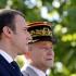 Macron a tăiat bugetul armatei. Experimentatul şef al Statului Major a demisionat
