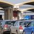 Coloane de maşini pe 15 kilometri, la ieşirea din ţară