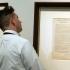 O copie după Proclamația de Emancipare din SUA, vândută cu 2,17 milioane de dolari