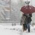 Alertă ANM: Cod portocaliu de ninsori abundente în România