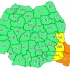COD PORTOCALIU de viscol, valabil până la ora 21 în județele Constanța și Tulcea