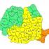 Cod Portocaliu de furtună în Dobrogea. Se anunță ploi torențiale, descărcări electrice, viejlii și grindină
