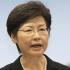 O femeie, șefă a Executivului din Hong Kong