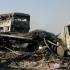 Zeci de morți și răniți într-o coliziune frontală între două autobuze, în Argentina