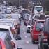 Coloane de maşini pe Valea Prahovei! Se circulă cu 10 kilometri la oră