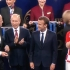 Ce a făcut Macron cu femeia care conduce Croația, la finalul meciului
