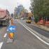 Constanța. Bandă suplimentară creată pentru decongestionarea traficului în intersecția de la Delfinariu
