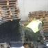 Container din Norvegia, încărcat cu deșeuri, oprit în Portul Constanţa