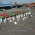 GALERIE FOTO. Zece containere încărcate cu deșeuri, depistate în Portul Constanţa Sud Agigea