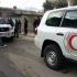 Un convoi cu ajutoare a intrat într-un oraș asediat de lângă Damasc