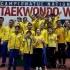 12 medalii pentru CS Tae Keon Hârşova la CN de Taekwondo WT