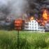 Oraș canadian evacuat din calea flăcărilor