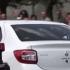 Papa a mers cu Loganul în Armenia