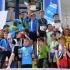 """Participare numeroasă la a doua etapă a """"Cupei Mării Negre"""" la ciclism"""