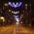 Pe ce străzi din Constanța trec luminile de Sărbători
