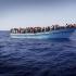 Peste 500 de imigranți salvați în largul Libiei